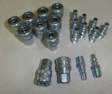 10 Each - Milton 777 & 775 A Style Aro Hose ends Fittings Coupler Nipples Plugs