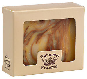 PATCHOULI Herbal Soap Bar 100% Pure Essential Oils by Fabulous Frannie
