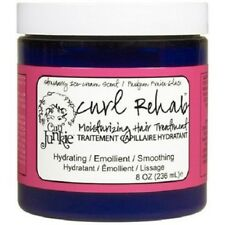 Curl Junkie Curl Rehab Moisturizing Hair Treatment, Strawberry Ice-Cream Scent 8