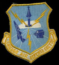 USAF Chicago Air Defense Sector Patch S-12