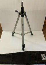 Wig Mannequin Head Pivot PoInt Tripod SwivelStand - w/ Carry Bag for Cosmetology