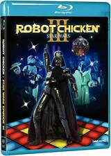 ROBOT CHICKEN: STAR WARS III (Billy Dee Williams) - BLURAY - Region Free