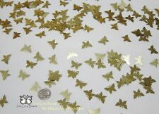 Wedding Table Scatters Confetti Butterflies- Gold BUY 1 GET 1 FREE