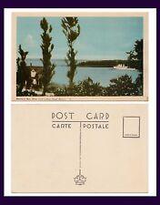 CANADA NOVA SCOTIA BADDECK BAY BRAS D'OR LAKES PECO NUMBER 19 CIRCA 1940