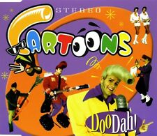Cartoons Maxi CD DooDah! - Denmark (M/EX+)
