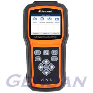 Foxwell NT530 Full Systems Scan Tool for BMW & Mini