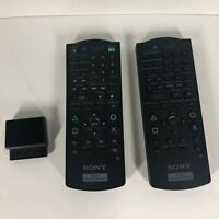 OEM Sony PlayStation DVD Remote Controls & Accessories | Used & Untested