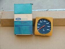 1973-74 Mercury Capri tachometer, NOS!  GT D3RY-17360-A