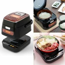 IRISOHYAMA New Rice Cooker 3cups IH RC-IA32-R Calorie Calculation Function Japan