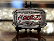 Retro Coca Cola Belt Buckle without belt