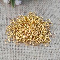 Trendy Necklace Bracelet Findings Connector Link Loop DIY Making Jewelry Chain