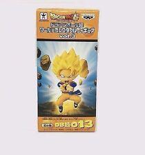 "Banpresto Dragonball Z Vol. 3 Super Saiyan Goten 013 WCF 2.5"" in DBZ Dragon Ball"