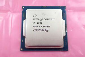 Intel Core i7-6700 3.40GHz LGA1151 8MB 8GT/s Quad Core Processor CPU SR2L2