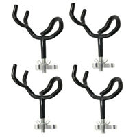 4X Newly Sure Grip Steel 20 Degree Angle Rod Holder for fishing boat rod holder