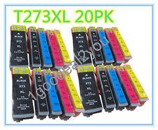 20 pk T273xl ink for Epson Expression Premium XP-600 XP-610 XP-800 XP-810 XP-820