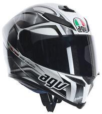 Gloss Fibreglass Graphic AGV Motorcycle Helmets