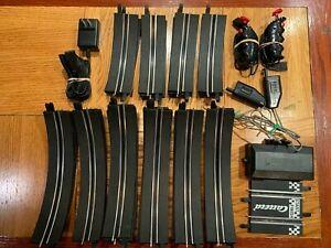 Carrera Slot Car Track Loop, Controllers & Power Pack