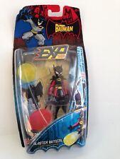 The Batman Animated EXP Extreme Power BLASTER BATGIRL Action Figure 2006 MISP
