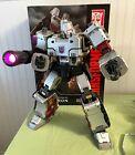 Mega Action Series MAS-02 Transformers Megatron - Pre owned