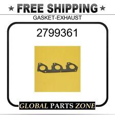 2799361 - GASKET-EXHAUST  for Caterpillar (CAT)