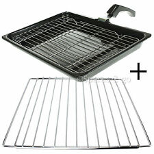 Grill Pan + Handle + Rack + Adjustable Shelf for NEW WORLD Oven Cooker