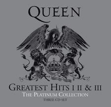 CD Album Queen Greatest Hits I, II & III Platinum Collection