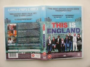 THIS IS ENGLAND  (DVD,)