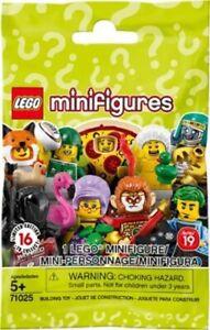 LEGO Minifigures Series 19 Mini Figures 71025 Pick / Choose Your Figure