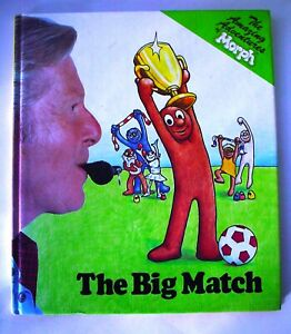 1981 The Amazing Adventures Of Morph The Big Match and Poor Old Morph