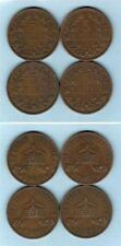 Bronze German Coins