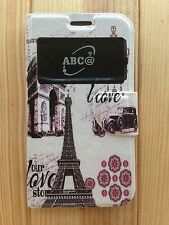 Funda (case) con tapa (libro - ventana) para  Iphone 6 - 4.7