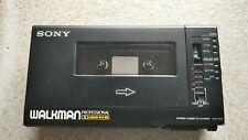 Sony Walkman Professional WM-D6C Kassetten-Player Tasche Bedienungsanleitung