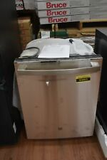 """Ge Ddt700Ssnss 24"""" Stainless Fully Integrated Dishwasher Nob #93863 Hrt"""