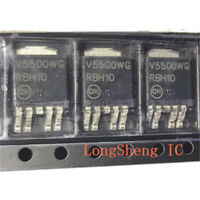 10PCS NCV5500DTADJRKG V5500WG LDO TO-252  new