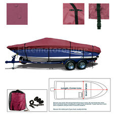 Bayliner 175 BR Bowrider Heavy Duty Trailerable Jet Boat Storage Cover