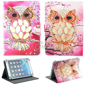 For Amazon Kindle Fire HD 8/8 Plus 10th Gen Tablet Leather Stand Flip Cover Case