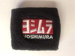 Universal Motorcycle Brake Fluid Reservoir Tank Sock Sleeve Cover For Yoshimura