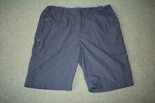 Mountain Warehouse Shorts 14 Grey Stretch Womens Short walking elasticated sides