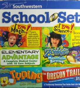 Home School Elementary CD Southwestern School Set Elementary Advantage