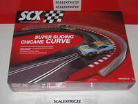 Curva Chicane Superdeslizante SCALEXTRIC B10122X100