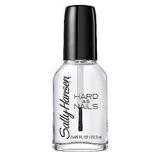 Sally Hansen Hard as Nails Nail Polish, Crystal Clear 0.45 oz (Pack of 2)