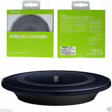 GENUINE SAMSUNG GALAXY S7 & S6 Edge  QI WIRELESS CHARGER CHARGING PAD PLATE