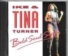 IKE & TINA TURNER - BOLD SOUL SISTER - CD ALBUM  20 TITRES 1997