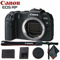Canon EOS RP Mirrorless Digital Camera (Body Only) Includes Cleaning Kit