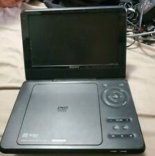 "Sony DVP-FX980 Portable DVD Player with Screen (9"")No power cord, no remote."
