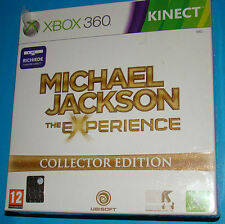 Michael Jackson The Experience - Collector's Edition - Microsoft XBOX 360 - PAL