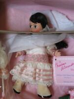 "Madame Alexander Vintage 8"" WENDY 1893 a Shirley Doll House Exclusive BRAND NEW"