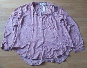 Anthropologie Cloth & stone xl adults shirt.