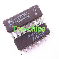 5PCS MC14020BCL Encapsulation:CDIP NEW