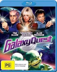 Galaxy Quest Blu-ray